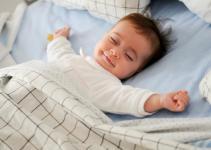 como dormir a un bebe recien nacido de noche