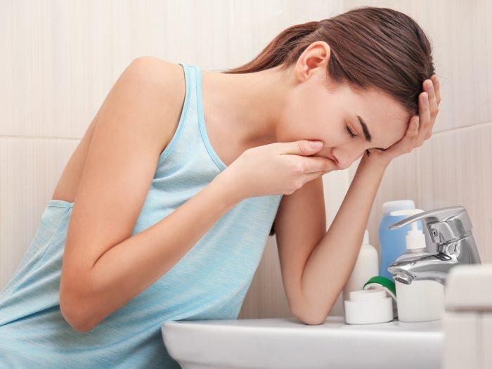 sintomas de embarazo nausea matutina