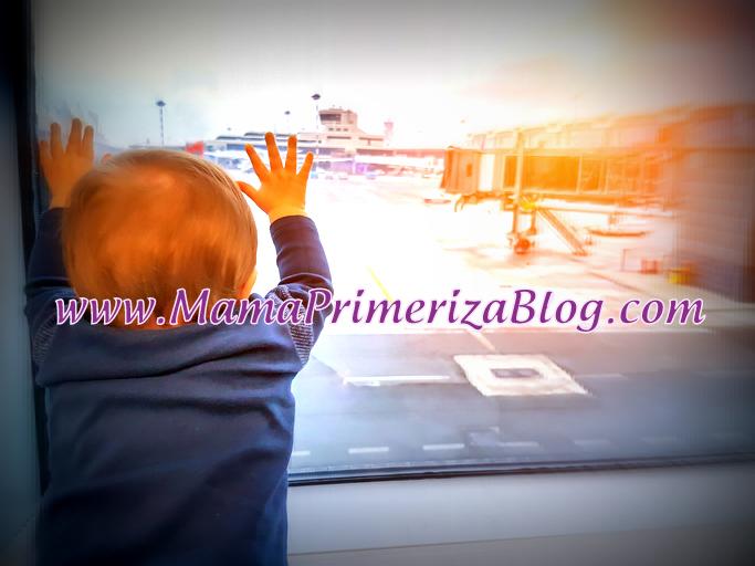 un bebé recién nacido puede viajar en avión