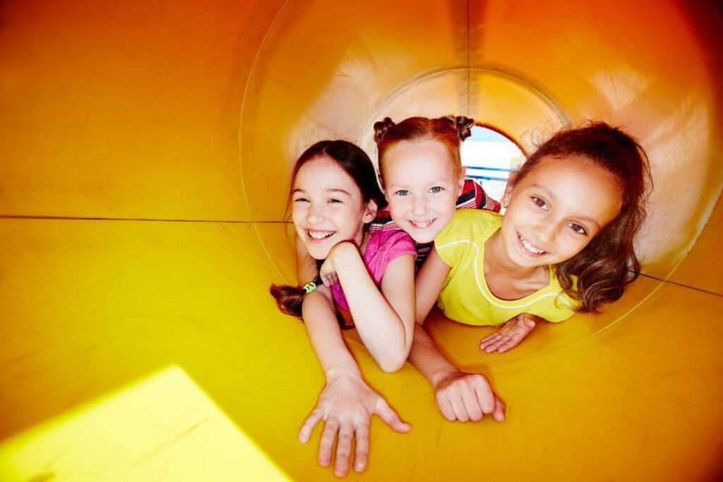 Los campamentos de verano y la integración del niño