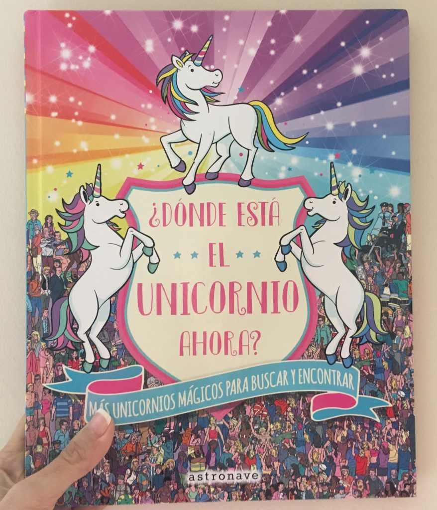 dónde está el unicornio ahora