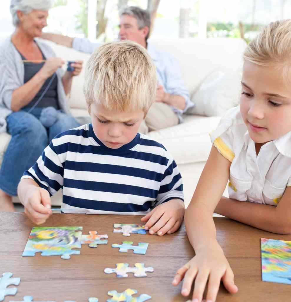 beneficios de los puzzles