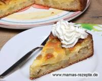 Rhabarberkuchen mit Hefeteigboden | Mamas Rezepte - mit ...