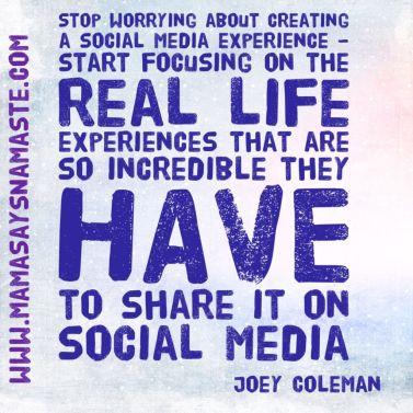 social media joey coleman