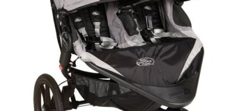 Baby Jogger Summit X3 Double Stroller Review and Price