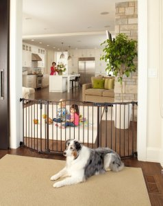 extra long baby gate