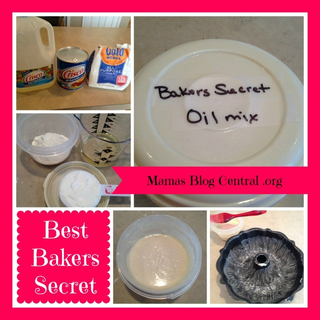 Best Baker secret