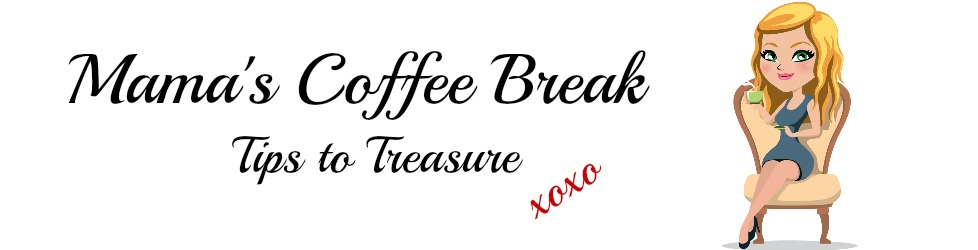 Mama's Coffee Break website logo