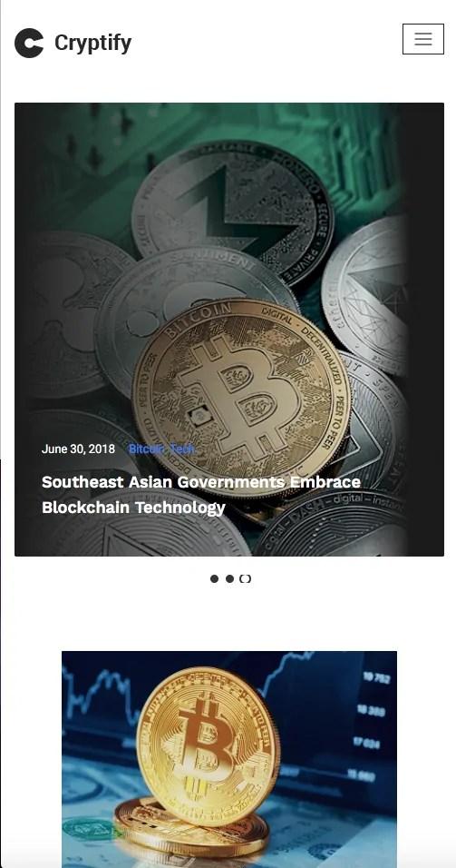 Bitcoin & Crypto Mobile