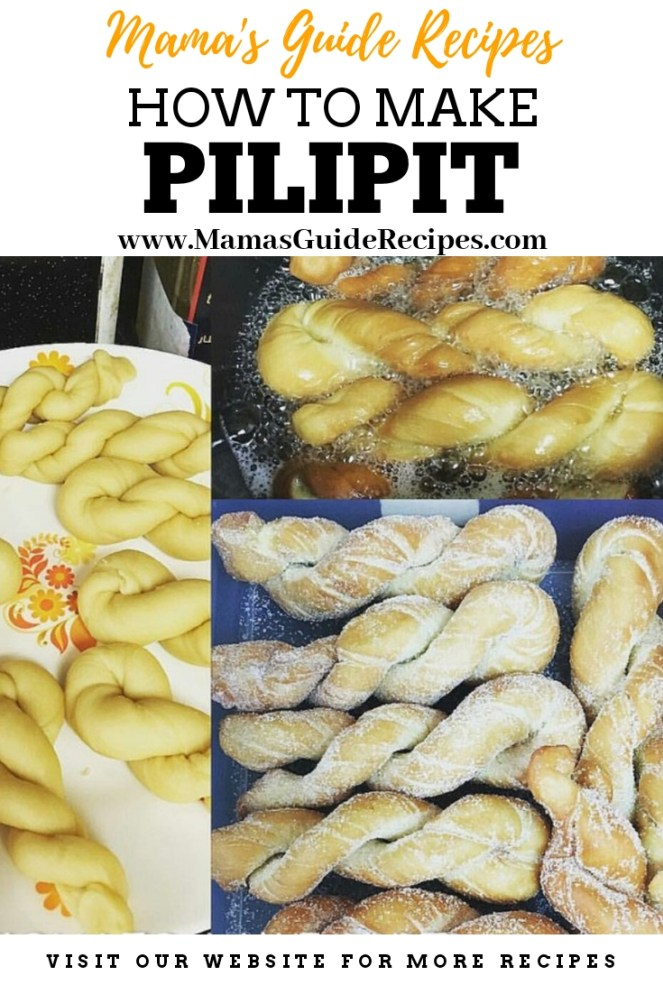 How to make Pilipit
