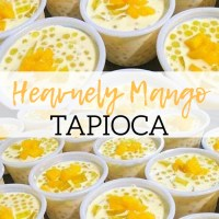 Heavenly Mango Tapioca Recipe