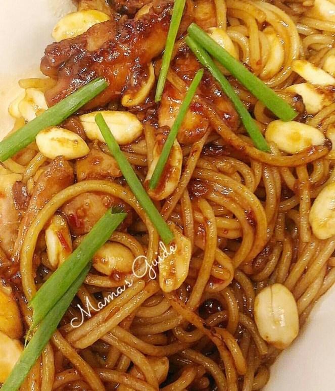 Charlie Chan Pasta