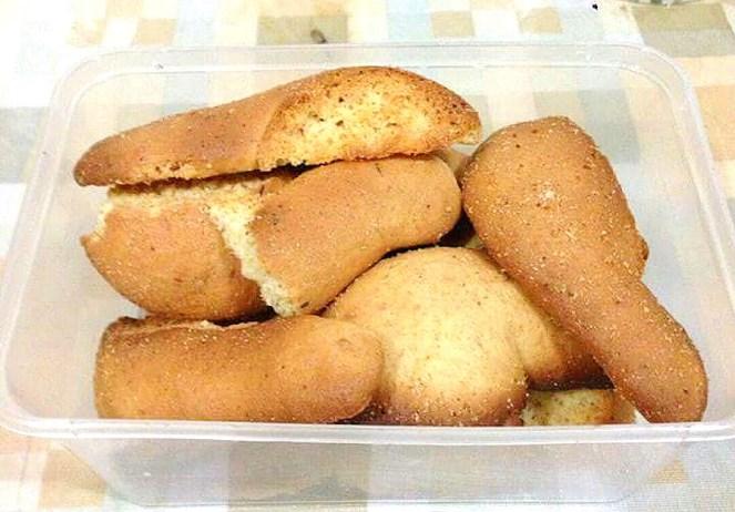 Roscas Cookies