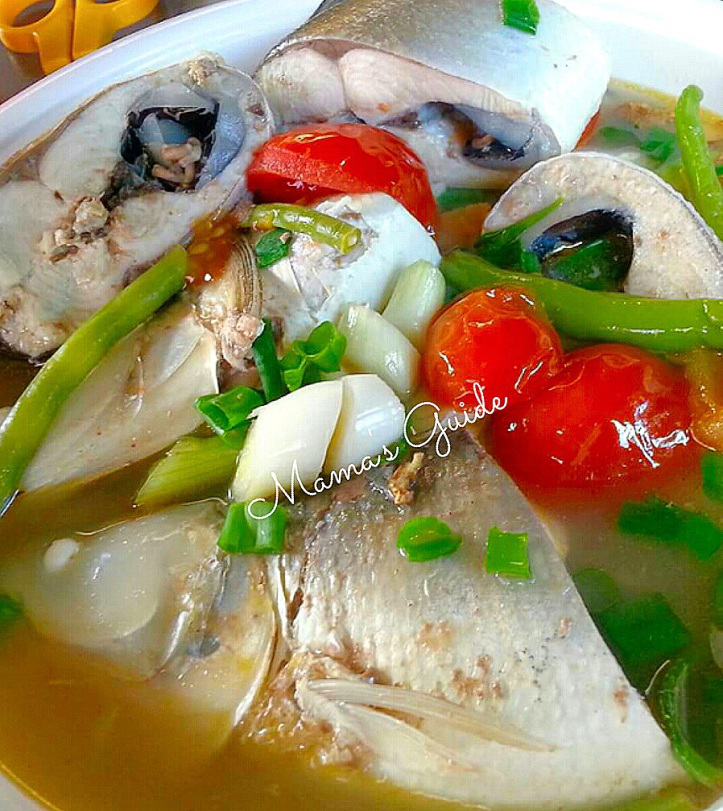 Sinigang Na Bangus Sa Miso Mama S Guide Recipes