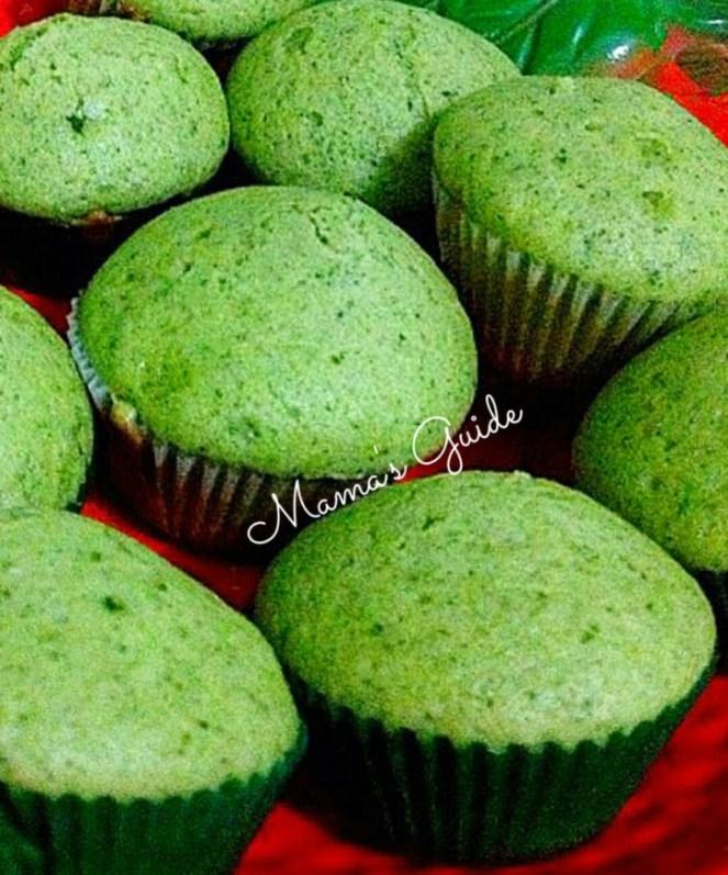 Malunggay Cupcakes Recipe