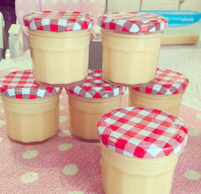 Homemade Condensed Milk