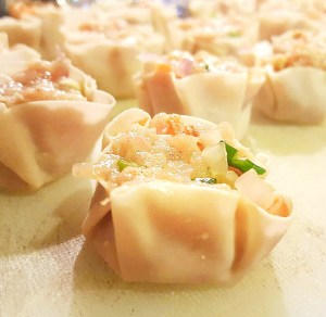 How to make Pork Siomai