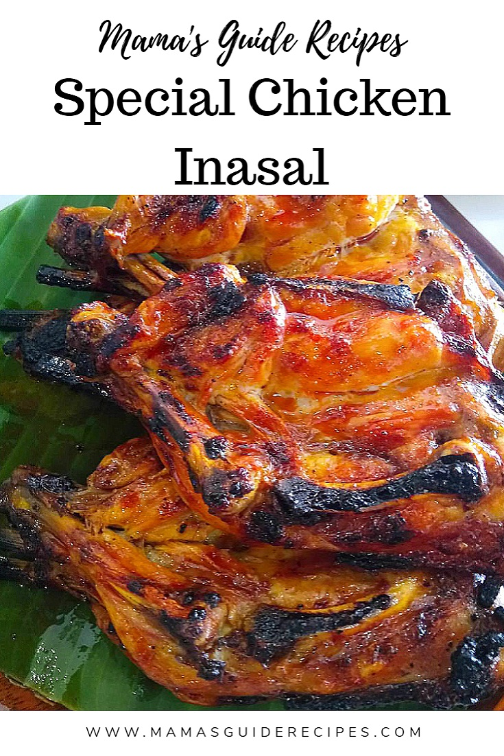 Special Chicken Inasal