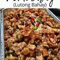 Pork Sisig – LutongBahay
