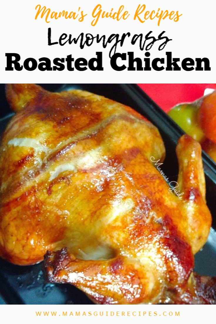 Lemongrass Roasted Chicken