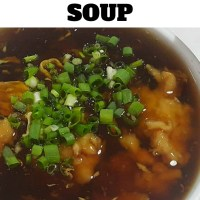 Chinese Maki Soup Recipe