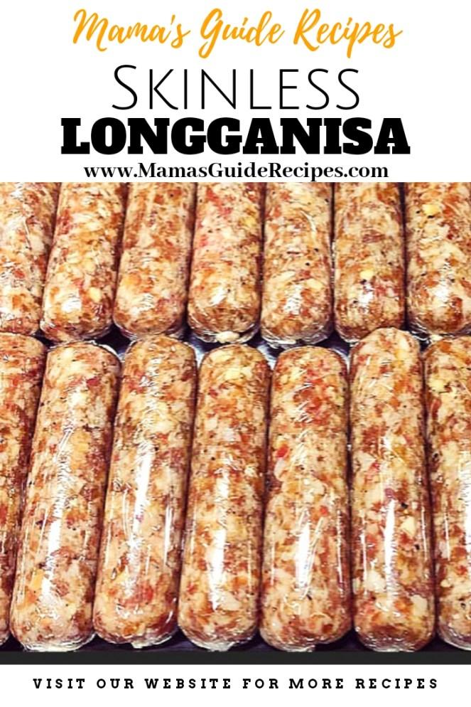 Pinoy Skinless Langgonisa