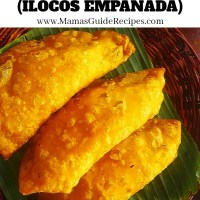 How to make Vigan Empanada