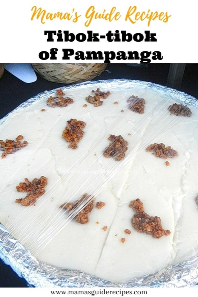 Tibok-tibok of Pampanga