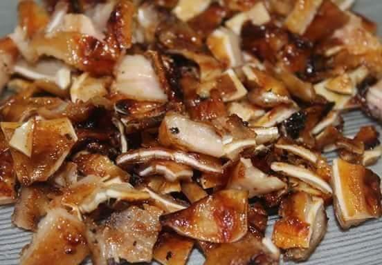 Pork Ears Ceviche (Kilawin Tenga ng Baboy)