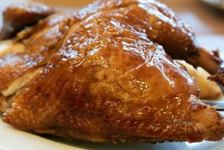 Classic Savory Chicken