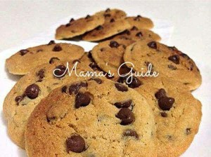 How to make Chocolate Chip Cookie using an electric oven