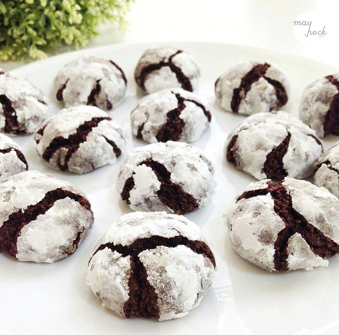 How to make Chocolate Crinkles