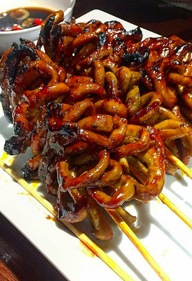 How to make Isaw BBQ