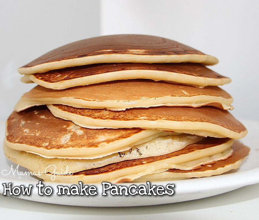 How to make fluffy pancakes ccuart Images