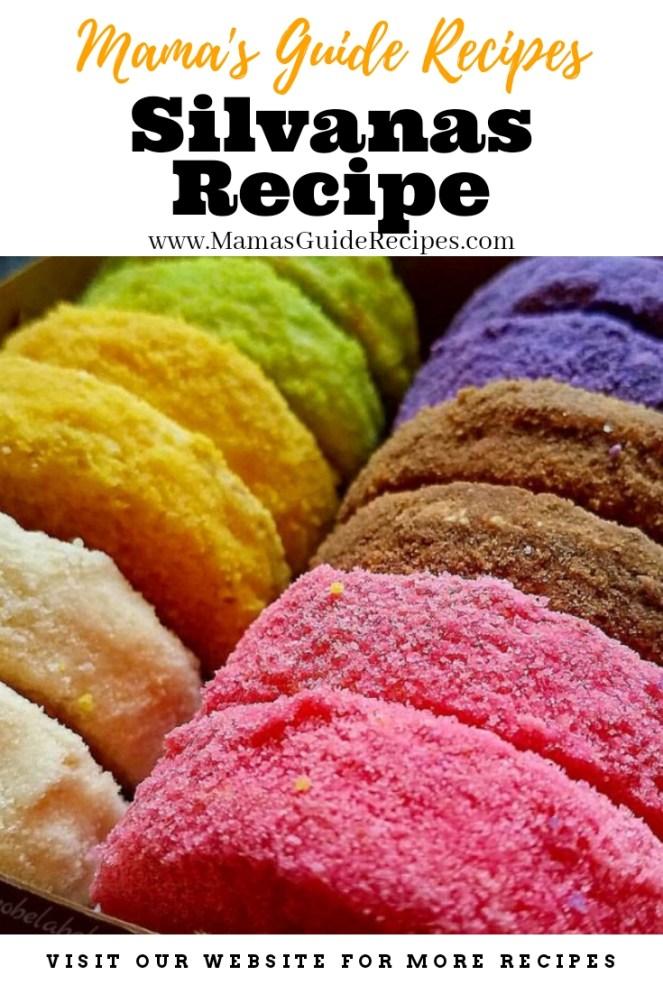 Silvanas Recipe