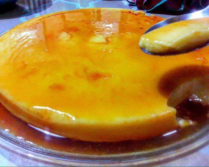Jelly Flan