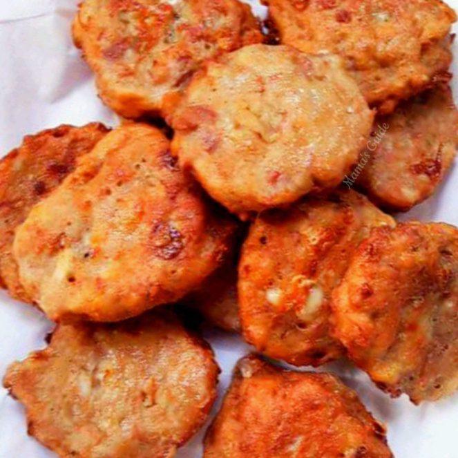 Tuna and Skyflakes Nuggets