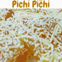 Cheesy Pichi Pichi