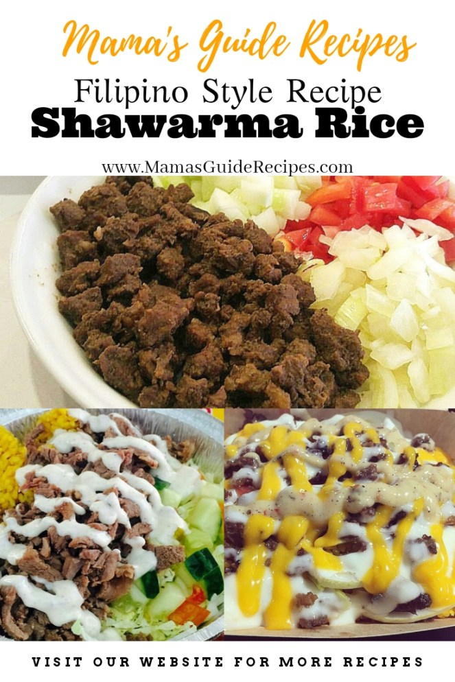 Shawarma Rice Recipe