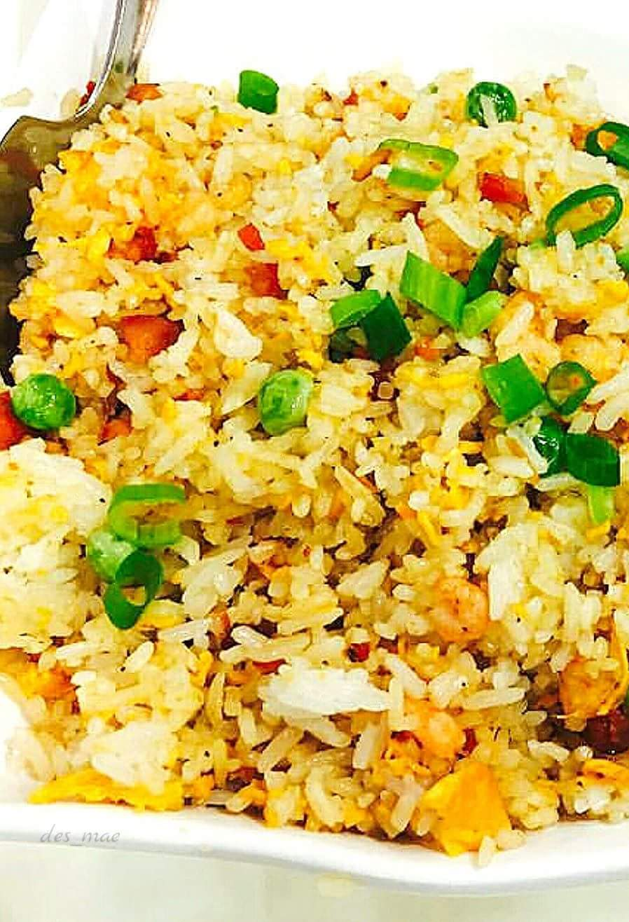 Shanghai Rice
