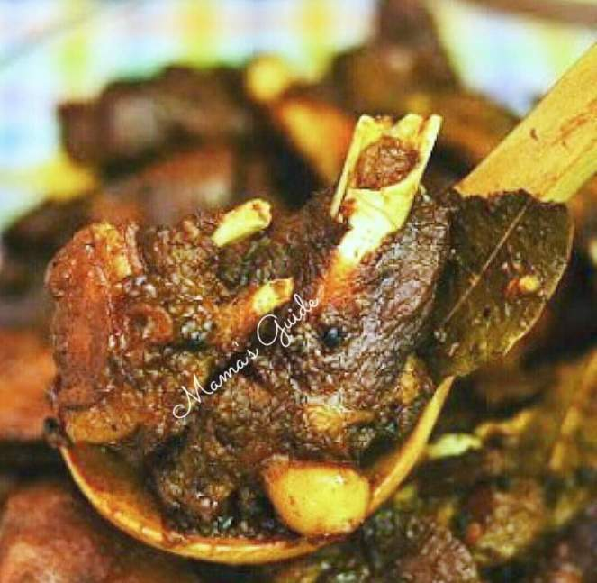 Adobong Pato (Duck)