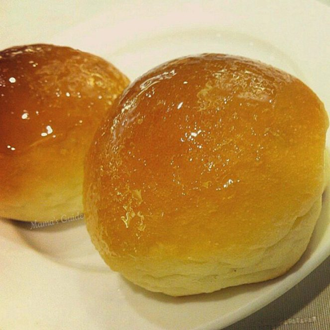 Siopao Asado Rolls (Baked)
