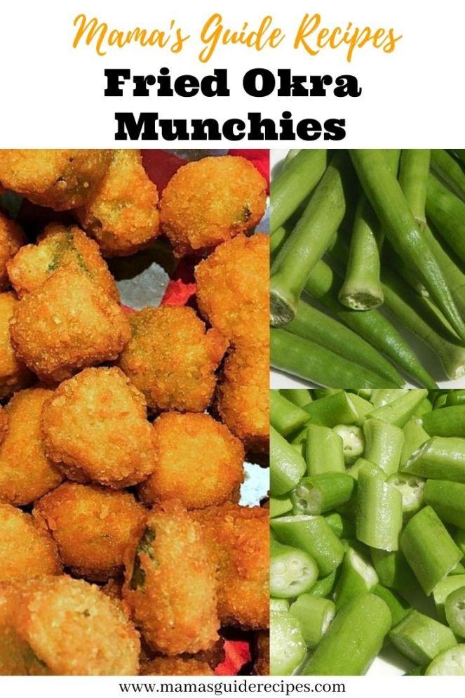 Fried Okra Munchies
