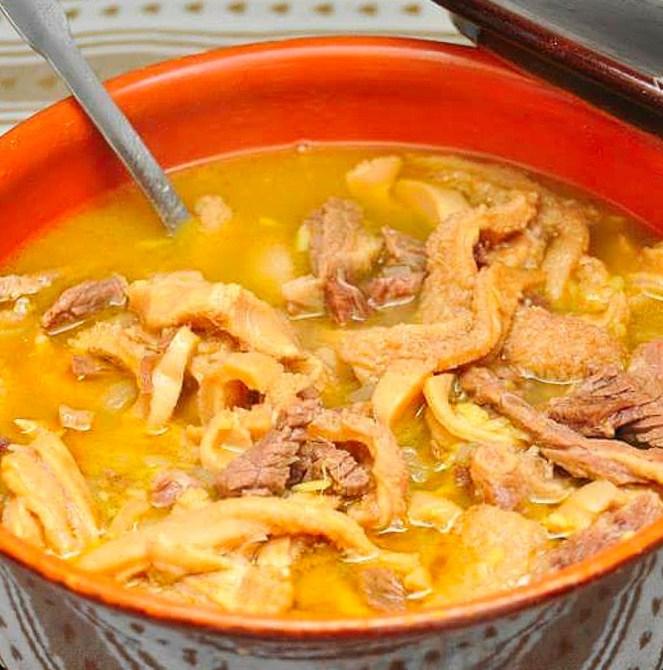 Papaitan Recipe