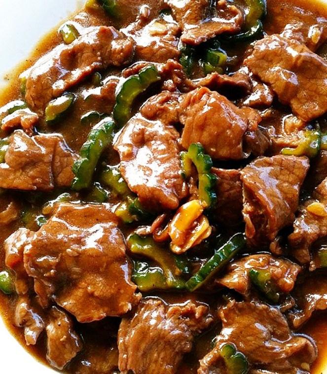 Beef Ampalaya