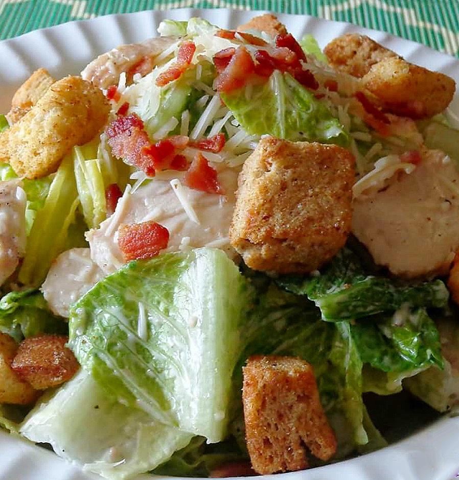 Caesar Salad Filipino Style Mama S Guide Recipes