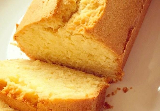 How To Make Madeira Cake Loaf