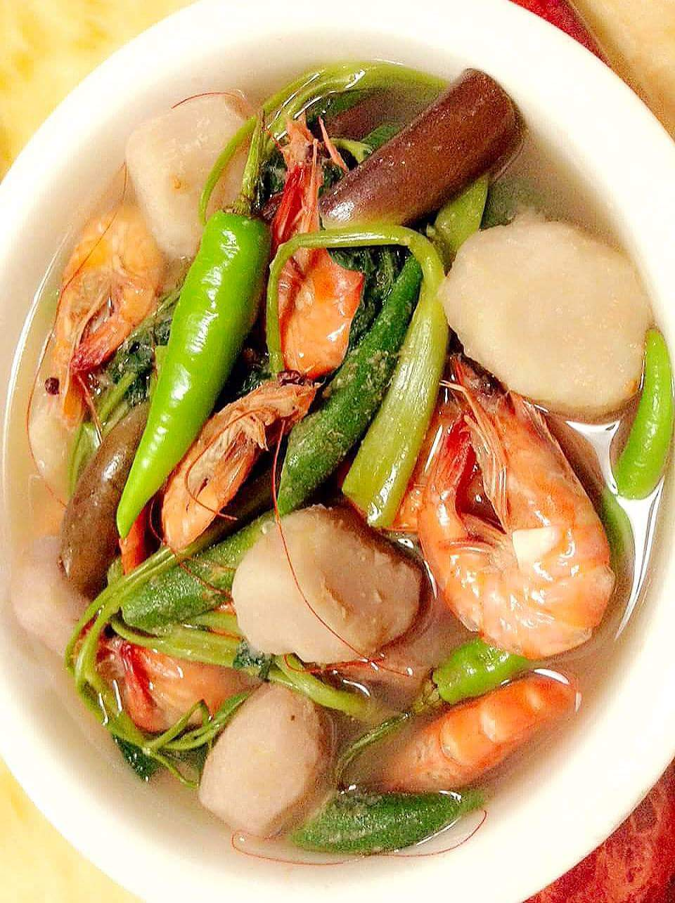 Sinigang Na Hipon Sa Bayabas Mama S Guide Recipes