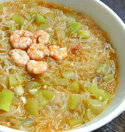 Ginisang Upo With Sotanghon Mama S Guide Recipes
