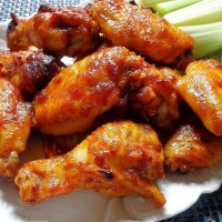 Pinoy Style Buffalo Wings